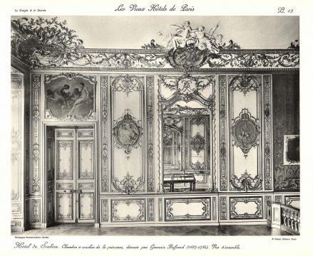 Plansza numer 19 - Sypialnia księżniczki