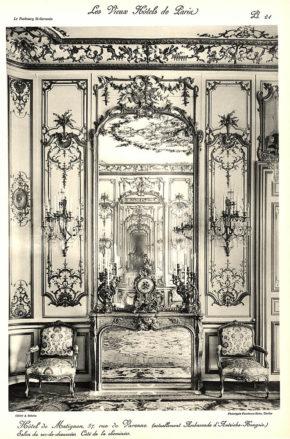 Plansza numer 21 - Salon na piętrze