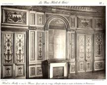 Plansza numer 7 - Wielki salon na pierwszym piętrze