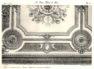Plansza numer 23 - Szczegóły symetrycznego podziału sufitu