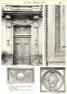 Plansza numer 7bis - 1. Drzwi odrębnego wejścia do Ministerstwa.
