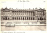 Plansza numer 2 - Widok ogólny na Ministerstwo Marynarki Wojennej, Plac Zgody w Paryżu
