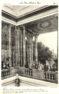 Plansza numer 30 - Widok boczny i rzut na klatkę schodową malowaną przez Brunettiego