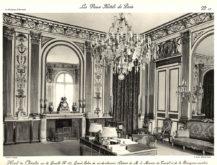 Plansza numer 17 - Wielki salon na parterze