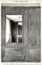 Plansza numer 24 - Hotel de Grammont 1704. Mały gabinet, obecnie zmieniony w łazienkę.