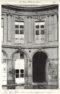 Plansza numer 33 - Dawny Hotel d'Evreux. Podwórze reprezentacyjne. Elewacja budynku wejściowego.