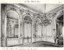 Plansza numer 35 - Dawny Hotel d'Evreux. Wielki salon na pierwszym piętrze. Widok ogólny.