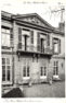 Plansza numer 40 - Dawny Hotel d'Evreux. Fasada od ogrodu.