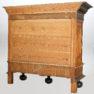 obłoga palisander, konstrukcja sosnowo-dębowa, Holandia, ok. 1730r.