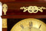 veneered with mahogany, gilt bronze,mechanism sig. A. Sebille AParis, I half of the XIX thC