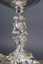silvered bronze, sig. Christofle Paris ca c1900