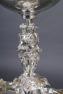 silvered bronze, sig. Christofle Paris ca c1900
