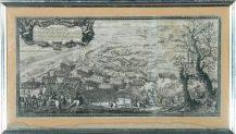 miedzioryt XVIII w.
