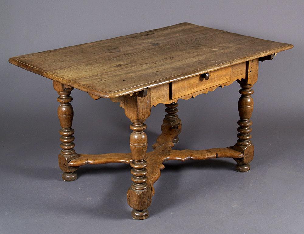 A baroque table antyki d 39 raculi - Table baroque conforama ...