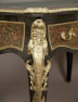 imitation of tortoise and brass marquetry, brass fittings, II half of 20 thC,