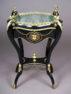 aplikacje z brązu, brązu złoconego i brązu patynowanego, koniec XIX w.