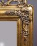 konstrukcja sosnowa, złocenia, koniec XIX w.,