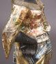 Konstrukcja drewniana, polichromia i złocenia, Wenecja II poł. XIX w.