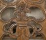 oak construction, Flanders 18thC