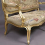 leafwood construction, carved and gilded. France end of the 19thC.