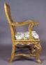 polichromia i złocenia, rafia, ok. 1900r.