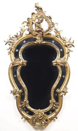 konstrukcja drewniana, złocenia, ok. 1900r.