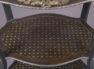 okleiny palisander, markieteria z blachy mosiężnej , mosiężne listwy i okucia, Francja, II poł. XIX w.