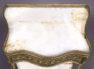 marmurowe blaty, kon. XIX w.