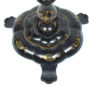 polichromia, masa perłowa, papier mâché, kon. XIX w.