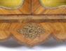 okleiny drewno różane, mosiężne listwy i okucia, I poł. XIX w.