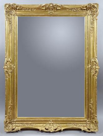 polichromia, złocenia, kon. XIX w.