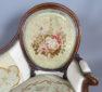 konstrukcja palisander, snycerka, brąz i brąz złocony, poł. XIX w.