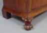 okleiny mahoniowe, mosiężne kluczyny, koniec XIX w.