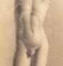 ołówek/papier, ok. 1900r.