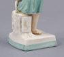 porcelana, syg. Sitzendorf 1887-1900