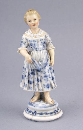 porcelana, Anglia, ok. 1900r