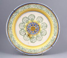 ceramic, end of XIX thC,