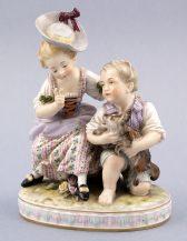 porcelain, XX thC