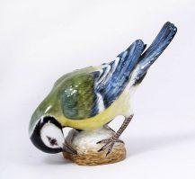 figurka, porcelana, syg. Miśnia XX w