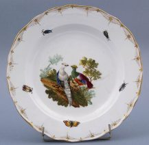 porcelain, Meissen I half of the XIX thC
