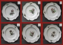porcelain, Meissen, Marcolini, II half of the XVIII thC