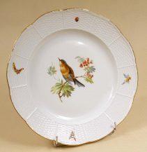 porcelain, sig. Meissen ca c1800