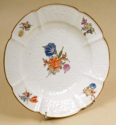 porcelana, syg. Miśnia XVIII w