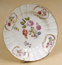 porcelain, Meissen 1740-1774