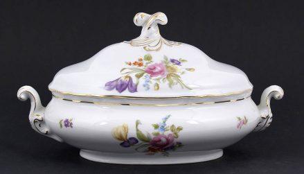 porcelana, syg. Wałbrzych ok. 1930r.