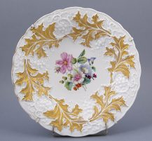 porcelain, Meissen II half of the XIX thC