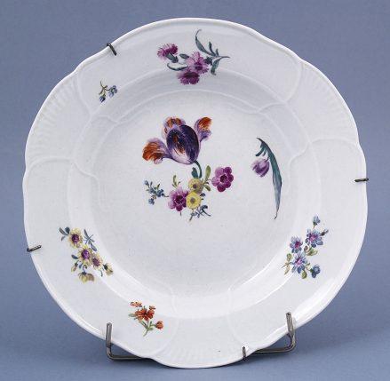 porcelana Miśnia 1740-1780