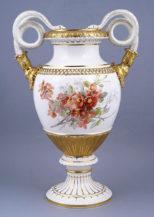 porcelain, sig. Meissen 1850-1924