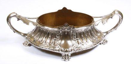 silver, Austria - Hungary ca c1900.
