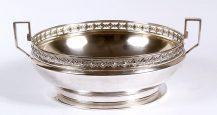 silver, weight 526 grams Austria - Hungary; ca c1920.